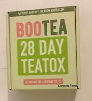 Bootea Teatox -  28 Daytime Tea, Day Tea & 14 Bedtime Cleanse Tea Bags Boxed