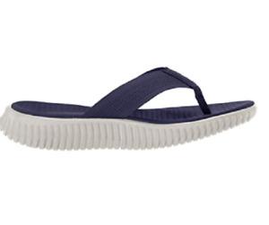SKECHERS 51721/NVY ELITE FLEX SANDAL Mn`s (M) Navy Synthetic Sandals