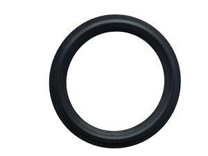 """156mm Rubber Surrounder Woofer Edge For  6.5"""" 6.5 inch Speaker Repairing"""