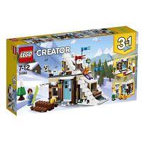 LEGO® Creator 31080 Modulares Wintersportparadies NEU / OVP