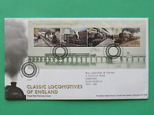 2011 Classic Locomotives Royal Mail First Day Cover Tallents House SNo45550