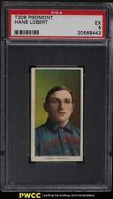 1909-11 T206 Hans Lobert PSA 5 EX