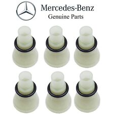 Mercedes-Benz W116 W123 280CE 280E 280SE Set of 6 Fuel Injection Sleeve Genuine