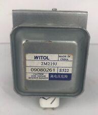 Witol magnetron 2m219j-e 522 di microonde