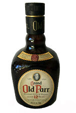 Lot of 3 Grand Old Parr 12 year Scotch Whisky Empty Bottles 750ml Free shipping