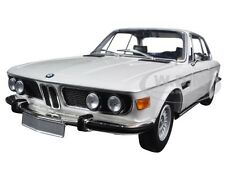 1972 BMW 3.0 CSL (E9) COUPE WHITE LTD ED 504PCS 1/18 CAR BY MINICHAMPS 180029026