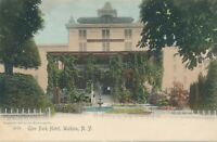 WATKINS NY – Glen Park Hotel Rotograph Postcard – udb (pre 1908)