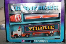 CORGI TOYS * CORGITRONICS * BL LANDTRAIN * ELECTRONIC DIE-CAST 1981 * OVP * MINT