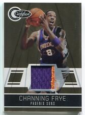 2010-11 Totally Certified Gold Materials Prime 123 Channing Frye Patch 15/25