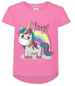 Jujak Girls Unicorn T Shirt