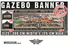 Musclecar Bathurst Legends King of Mountain Gazebo banner
