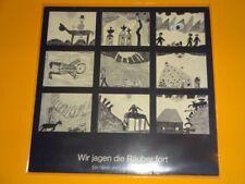 *LP* Peter Janssens - Wir Jagen Die Räuber Fort * Pietbiet *