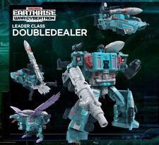 Transformers DOUBLEDEALER Earthrise War For Cybertron Leader Class