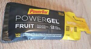Powerbar Fruit Gel 24 x 41g Beutel Energy Energie Gel