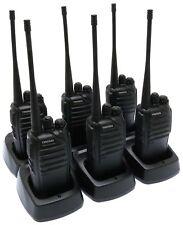 TRITAN Connecteur Uhf 5 Watt Talkie-Walkie Deux Sens Radios & Lw Boom Casque X 6