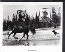 Nika Mina Joel McCrea Mustang Country 1976 original movie photo 21669