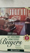 Gift, Housewares, & Home Textiles Buyers Guide 2001 Edition Salesman's Guide