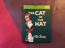 LeapFrog Tag Pen LeapReader book — DR. SEUSS' THE CAT IN THE HAT