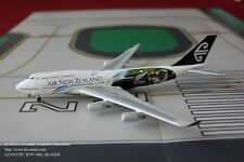 Gemini Jets Air New Zealand Boeing 747-400 All Black Diecast Model 1:400