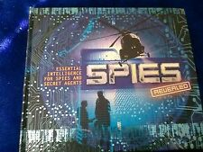 SPIES REVEALED. A 2008 HC by Clive Gifford. Complete with all spy stuff hidden.