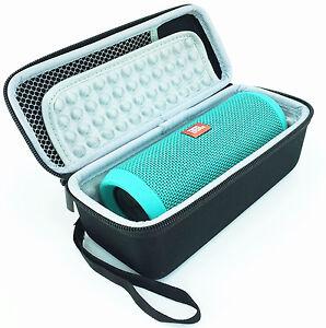 Waterproof Portable Bluetooth Speaker Hard Travel Case for JBL Flip 4 3