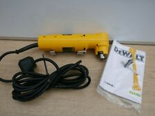 CLEARANCE LINE DEWALT D21160 10MM 350W RIGHT ANGLED ROTARY DRILL 240V