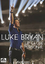 Luke Bryan: Up Close & Personal (DVD, 2015) Usually ships within 12 hours!!!