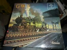 ARGO TRANSACORD  GWR THE WORLD OF RAILWAYS VINYL ALBUM