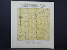 Wisconsin, Walworth County Map, 1930 Lyons Township L21#38