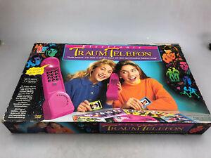 Original Traum Telefon, MB Kult-Spiel aus 1992, Vintage