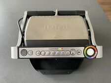 Tefal OptiGrill+ Health Grill with Removable Plates Silver GC713D40