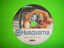 Husqvarna Chainsaw Owners Manual Model 445 445e 450e