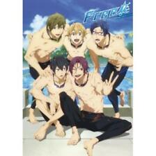 Free! TV ANIMATION Official fan book