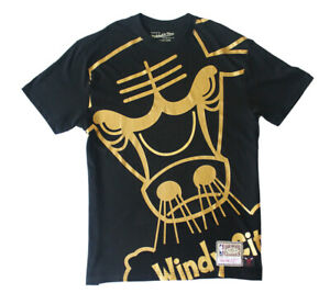 Mitchell & Ness Chicago Bulls Big Face Tee Traditional Fit