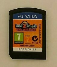 INVIZIMALS THE ALLIANCE / L'ALLIANCE (EN LOOSE) - PS VITA - JEUX FR