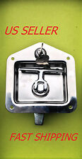 T Handle Heavy Duty Lock, Stainless Steel, For Electricity station, Truck # 215