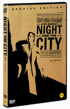 Night and the City (1950) Jules Dassin DVD *NEW