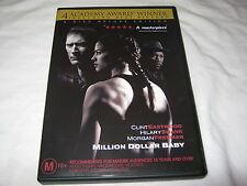 MILLION DOLLAR BABY - 2 DISC DELUXE EDITION - DVD MOVIE - REGION 4