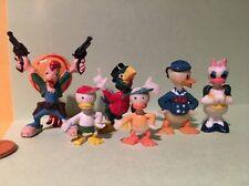 Marx Disneykins Donald Duck Caballeros miniature plastic Disney figures Daisy