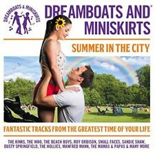Dreamboats ~ Summer In The City  NEW 2CD GREATEST HITS OF THE SWINGING 60's