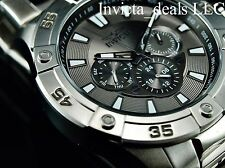 Invicta Men Pro Diver Ocean Cruiser Swiss Multifunction Shark Gray Dial SS Watch
