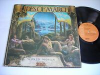 Ides of March World Woven 1972 Stereo LP VG++ GARAGE