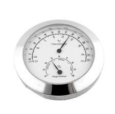 Humidity & Room Temprature Analogue Meter for Guitar Violin Home Car Hygrometer