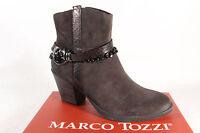 Marco Tozzi Damen Stiefel 25370 Stiefeletten  Echtleder braun NEU!