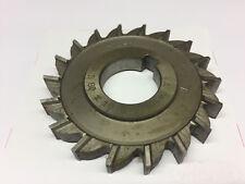HSS Scheibenfräser Nutfräser dA 80mm / dI27mm / h=10mm / Z=18