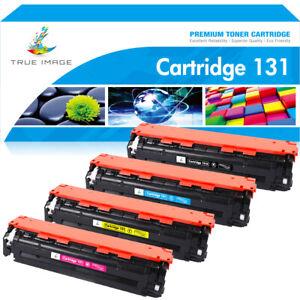 4PK Toner Compatible for Canon 131 imageCLASS LBP7110CW MF8280CW MF624CW MF628CW