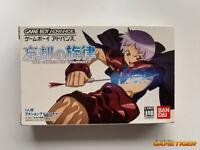 THE MELODY OF OBLIVION Bandai 2004 GBA Nintendo Game Boy Advance JAPAN