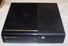 XBOX 360 E CONSOLE 4GB REPLACEMENT CONSOLE ONLY TESTED 7-21-15 FREE SHIPPING