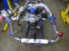 CXRacing T4 Turbo Manifold Header Downpipe Kit for 99-07 Silverado GMT800 Vortec