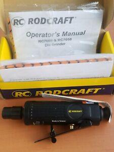 meuleuse Pneumatique Droite Rodcraft puissance 300 watt
